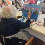 Senior Painting Class - Art Station